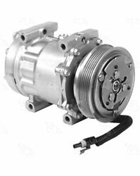 Four Seasons Air Conditioning Compressor 58555