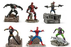 Diorama Character Action Fgures Comic Book Heroes