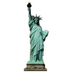 Advanced Graphics 373 Statue Of Liberty Life-size Cardboard Stand-up