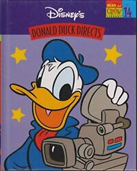 Donald Duck Directs By Walt Disney Enterprises Book The Fast Free Shipping