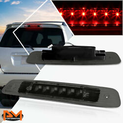 For 01-03 Highlander Dual Rows Led Third 3rd Tail Brake Light Stop Lamp Tinted