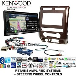 Kenwood DNX575S Double Din CD Player Car Radio Install Mount Kit