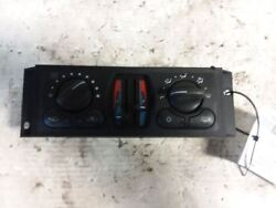 Heat AC Climate Temperature Controls 2004-2005 CHEVY IMPALA 15224017