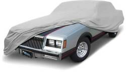 1978-87 Gm G-body Oer Authorized Weather Blocker Plus Gray Car Cover