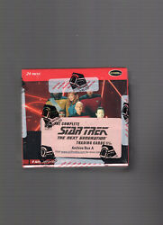 The Complete Star Trek The Next Generation 2 - A Factory Sealed Archive Box