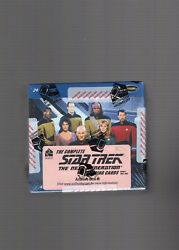 The Complete Star Trek The Next Generation 1 - A Factory Sealed Archive Box