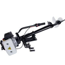 5000rpm 4 Stroke 3.6 Hp Outboard Motor With Air Cooling System 55cc Boat Engine