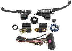 Performance CAN Bus Hand Kit 916 Brake Cable Clutch Contrast Cut 0062-4023-BM