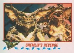 Gremlins 2 The New Batch Base / Basic Cards Choose By Topps 1990 001 To 088
