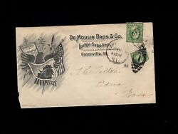 Demoulin Bros Lodge Supplies Uniforms Flags Banners Greenville Il 1911 Cover 4k
