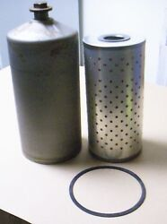 Hercules Oil Filter Element And Sediment Bowl For 2 1/2t 6x6 Military Cargo Truck