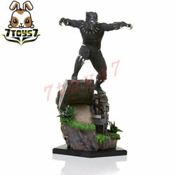 Iron Studios 110 Art Scale BDS - Black Panther_ Statue _Marvel Now IN014Z