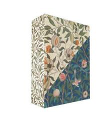 William Morris 100 Postcards By V. And A. Publications Staff English Peanut P