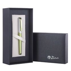Picasso 960 Cutting Process Aluminum Fountain Pen Beauty Of Riemann And Metal Box