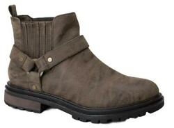 Womens Rocket Dog Loki Pull On Biker Harness Chelsea Ankle Boots Sizes 3 to 8