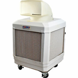 Schaefer Portable Oscillating Evaporative Cooler- 1560 CFM 13 HP #WC-13HPAOSC