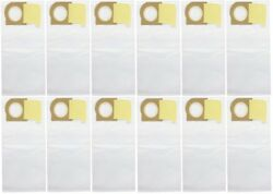 12 Hepa Vacuum Bags For Riccar Upright Type X Radiance Simplicity Synergy