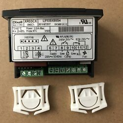 NEW Digital Display Temperature Controller Thermometers DIXELL XR03CX-5N0C1