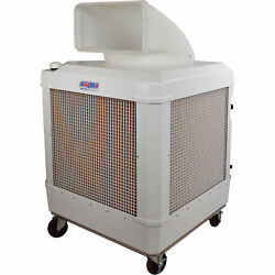 Schaefer WayCool Portable Evaporative Cooler - 1 HP #WC-1HPMFAOSC