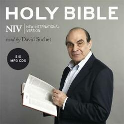 Complete Niv Audio Bible Read By David Suchet Mp3 Cd By New International Ver