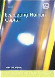 Evaluating Human Capital Research Reports By Scarbrough Harry Elias Juanit