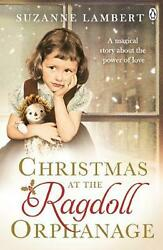 Christmas At The Ragdoll Orphanage By Suzanne Lambert English Paperback Book F