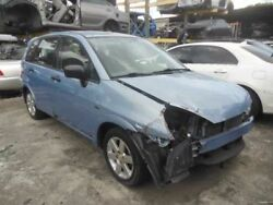 DRIVER LEFT FRONT DOOR ELECTRIC WLOWER MOULDING FITS 02-07 AERIO 490628
