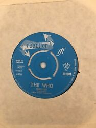 WHO SUBSTITUTE  WALTZ FOR A PIG CLASSIC VINTAGE 1966 MOD ROCK 7