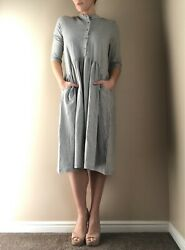 womens modest midi dress sizes S M L available. Super cute great material. $17.00