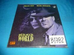 Until The End Of The World Laser Disc