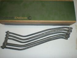 Nos Gm Delco Hydra-matic Transmission Pump To Valve Body Pipe Set 1961-1964 Olds