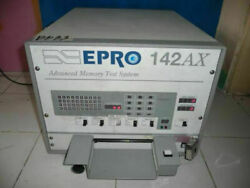 Epro 142ax Memory Tester Credence S/n 1497106
