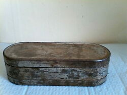 Vintage Dietz Metal Box For Car Bulbs And Fuses Bulbs Included 40and039s-50and039s