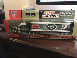 Nfl New York Jets Tractor Trailer 180 2004 - New In Box