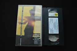 The Jesus And Mary Chain Self Titled Rare Pal Vhs Video Gothic