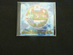NATIONAL ANTHEMS ULTRA RARE SEALED CD! AUSTRALIA IRELAND CANADA FRANCE RUSSIA