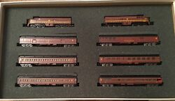 Con Cor Prr Pa N Scale Special Limited Edition Collector's Set 0001-008515