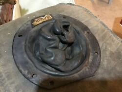 Original 1962 1963 1964 Ford Galaxie 4 Speed Shift Boot W/o Console Nice Used