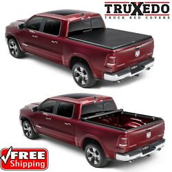 Truxedo Truxport Tonneau Roll Up Cover For 19 -21 Ram 1500 5.7and039 Short Bed Rambox