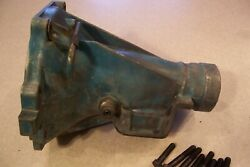 1963-64 Cadillac Gm Hydramatic 4 Speed Auto Trans Rear Tailshaft Housing 8618766
