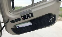 Helicopter Door Sill Sack Pouch For Helos Avoid Fod Bell 407 B407 Bh407