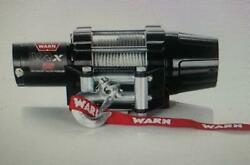 Warn Vrx 2500 Lb Atv Winch Complete Kit For Yamaha Grizzly 660  2002 To 2008