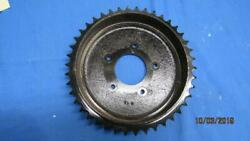 Matchless Ajs Rear Brake Drum G80cs 18tcs G12 G11 Nice Condition D65