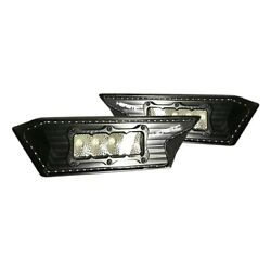 For Polaris Rzr S 900 15-18 Heretic Studio Led Tail Lights