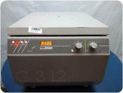JOUAN C3-12 BENCHTOP CENTRIFUGE WITH ROTOR @ (216256)