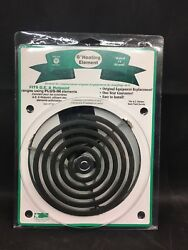 """6"""" Range Kleen Plug In Heating Element For Ge Or Hotpoint Electric Stoves 7163"""
