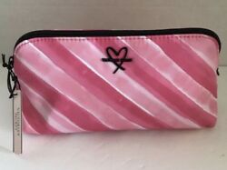 New Victoria Secret Cosmetic Bag Pouch 8.5quot; by 5quot; Make Up Bag $15.00