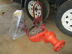 8ft Aermotor Windmill Motor A-702 Rebuilt With Usa Parts 10yr Warranty