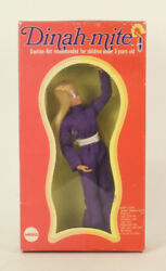 Dinah-mite White Purple Outfit Mego 1972