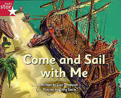 Come And Sail Pirate Cove Pink Level Fiction By Thompson Lisa
